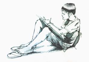 Figure Drawing 9