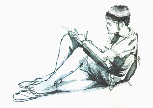 Figure Drawing 9