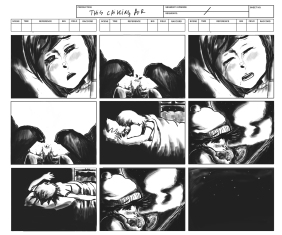 This Chilling Air Storyboards