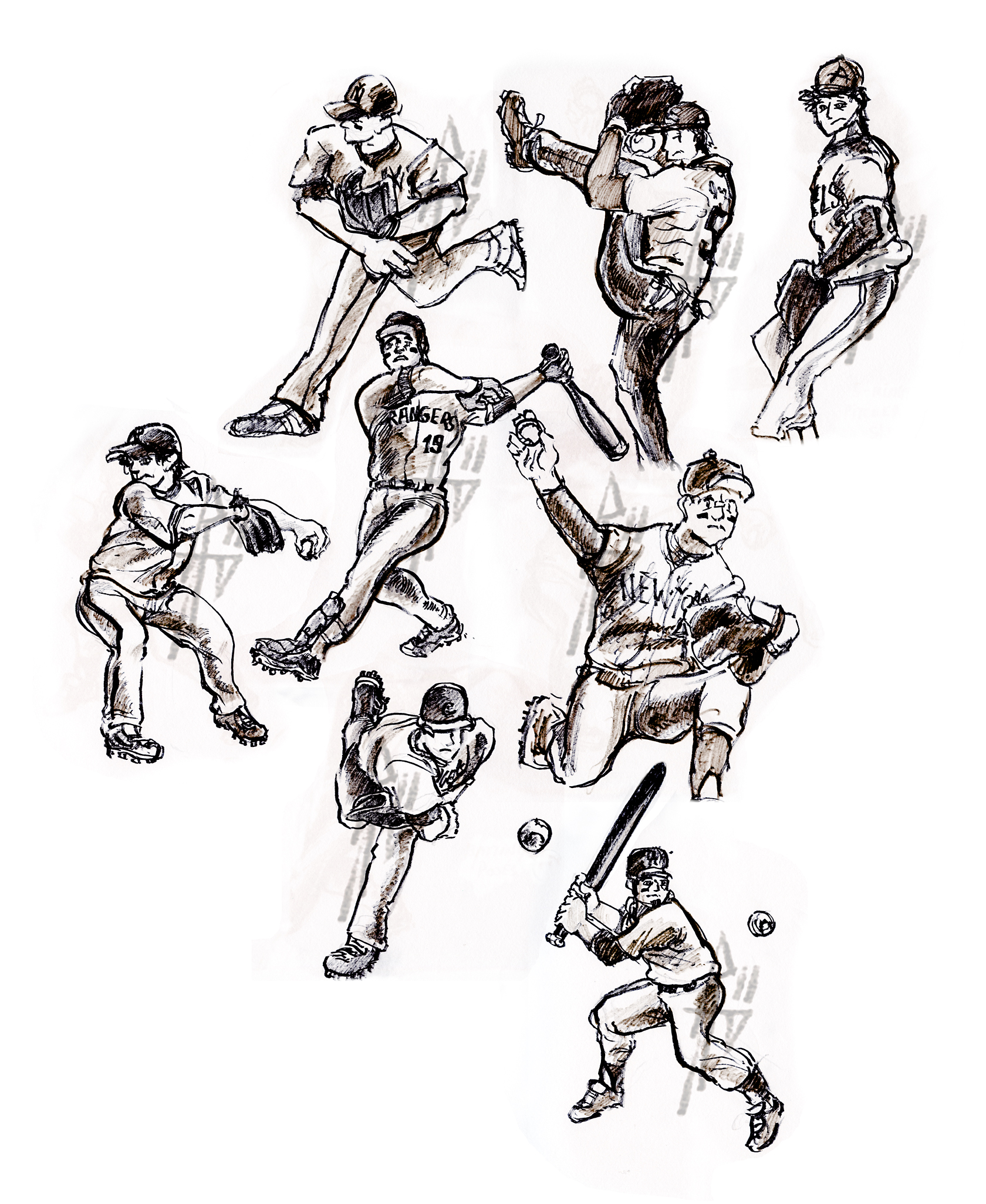 Uncategorized How To Draw A Baseball Pitcher gestures click